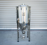 Conical Fermenter 1 BBL Ss BrewTech Chronical Brewmaster Edition