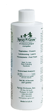 Spray-n-Grow 8 Ounce