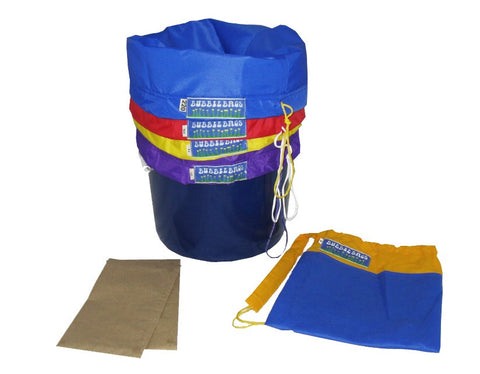 Bubble Bags Standard 5 Gallon 4 Bag Kit