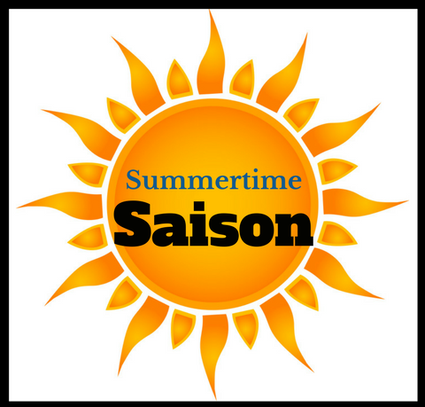 Summertime Saison Extract with Grains Kit