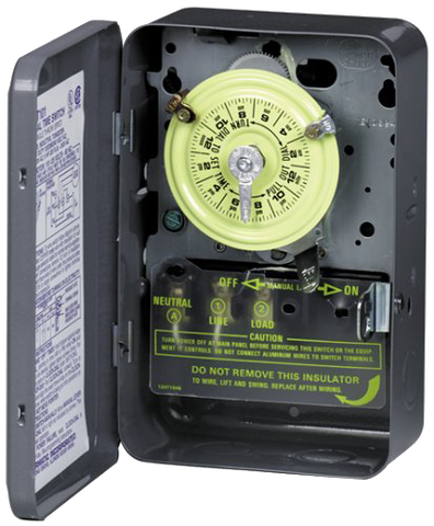 T101 Timer with Metal Case - 120 Volt