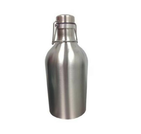 Ultimate SS Growler - 2 Liter