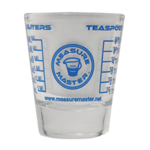 1.5 Ounce Measure Master Sure Shot Measuring Glass