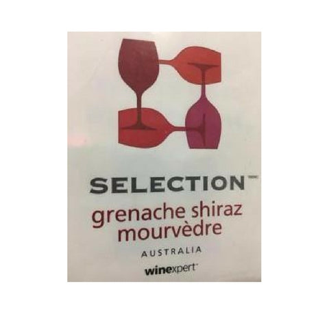 Grenache Shiraz Mourvedre Wine Labels