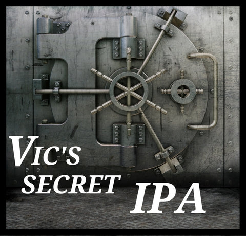 Vic Secret Hops IPA Beer Brewing Kit