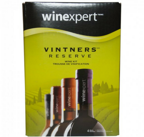 Wine Expert Kit Chardonnay