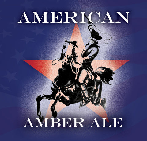 American Amber Ale Beer Recipe Kit