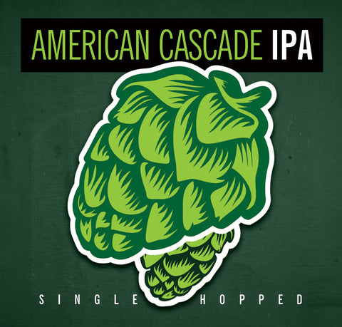 American Cascade IPA All Grain Kit