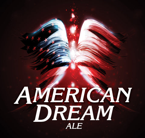 American Dream Ale Extract Kit with Specialty Grains