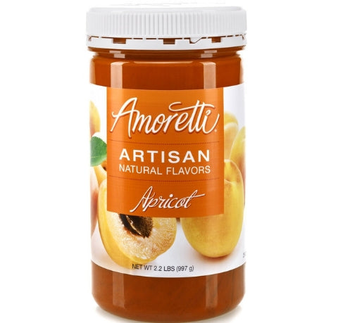 Fruit Puree For Brewing Apricot Amoretti