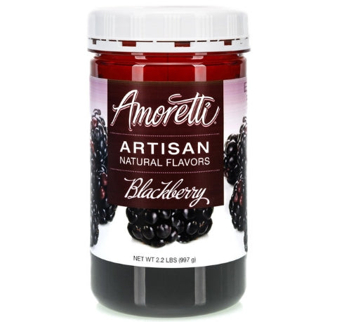 Fruit Puree for Brewing Blackberry Amoretti
