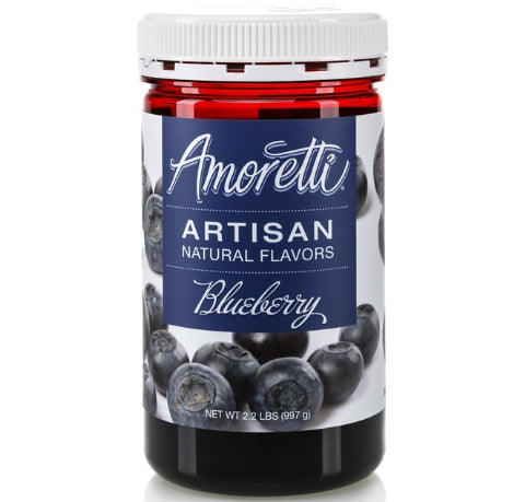 Fruit Puree for Brewing Blueberry Amoretti