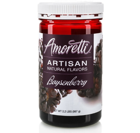 Fruit Puree for Brewing Boysenberry Amoretti