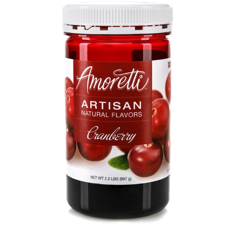 Fruit Puree for Brewing Cranberry Amoretti