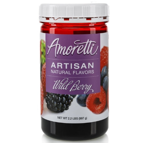 Fruit Puree For Brewing Wild Berry Amoretti