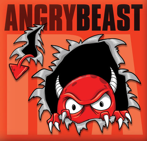 All Grain Kit Angry Beast IPA