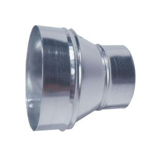 Ideal-Air Duct Reducer 6 to 4 Inch