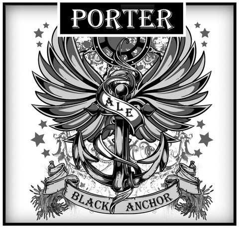 All Grain Kit Black Anchor Porter