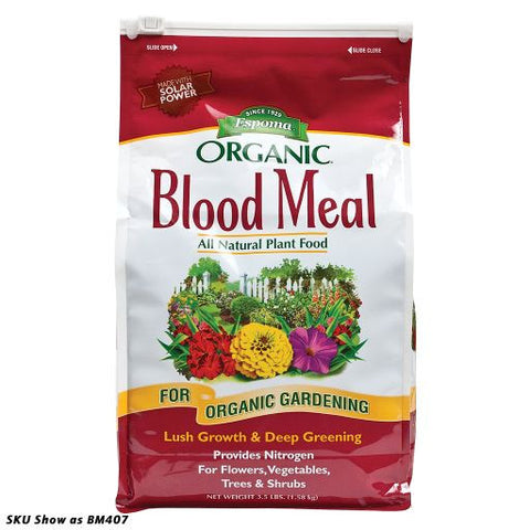 Blood Meal 3.5 Pound