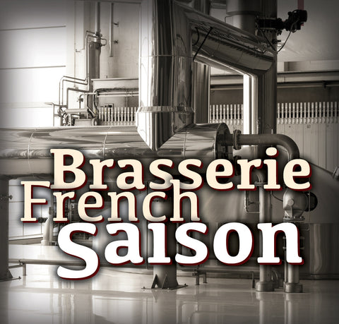 Brasserie French Saison Extract Kit with Specialty Grains