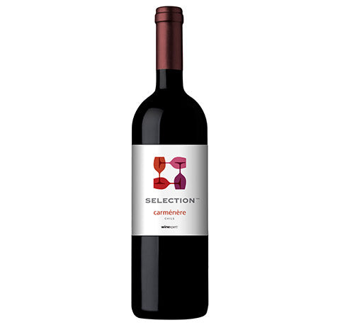 Chilean Carmenere Selection by Winexpert