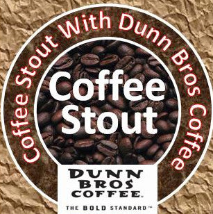Coffee Stout Extract Kit with Specialty Grains