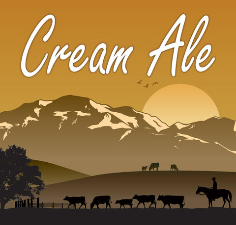 Cream Ale Brewing Extract Kit