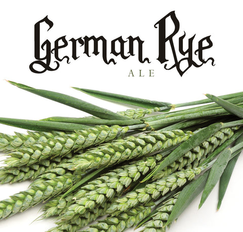 German Rye Extract Kit with Specialty Grains