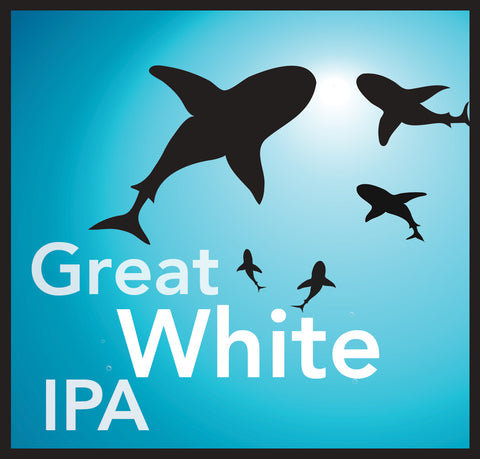 Great White IPA Extract Kit with Specialty Grains