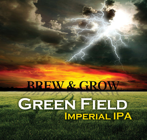 All Grain Kit Green Field Imperial IPA