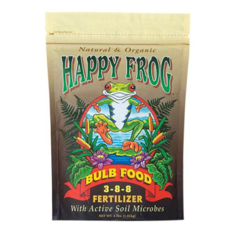 Happy Frog Bulb Food 4 Pound