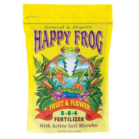 Happy Frog Fruit and Flower 4 Pound