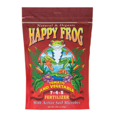 Happy Frog Tomato and Vegetable 4 Pound