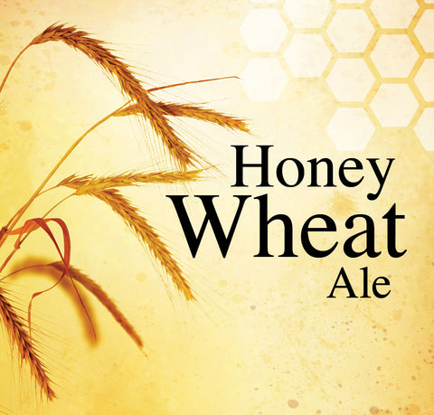 Honey Wheat Ale Extract Kit with Specialty Grains