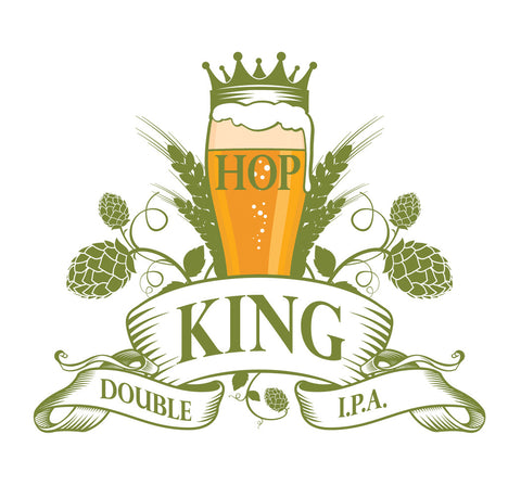 Hop King Double IPA Extract Kit with Specialty Grains