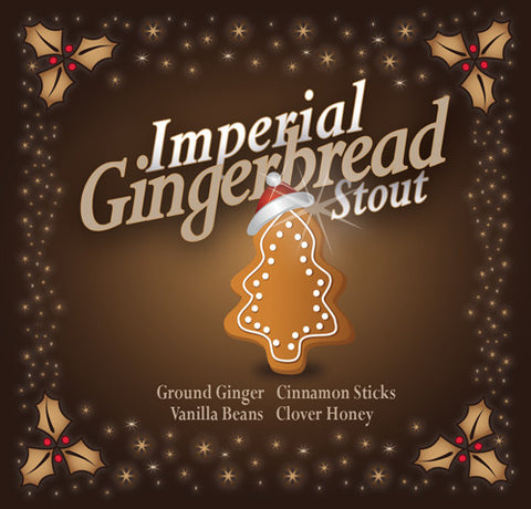 Imperial Gingerbread StoutExtract Kit with Specialty Grains