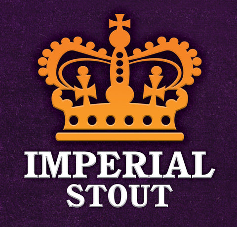 Imperial Stout Ale Extract Kit with Specialty Grains