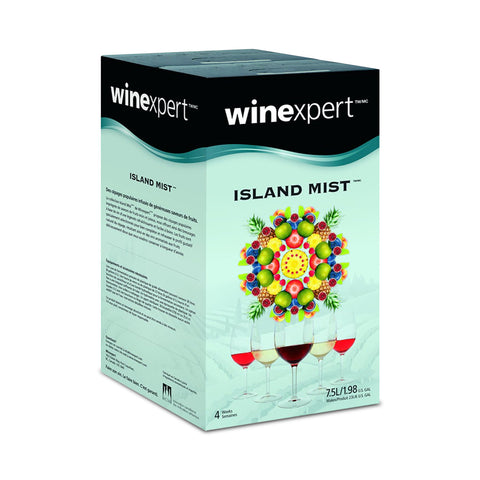 Island Mist Wine Kit Blackberry Cabernet