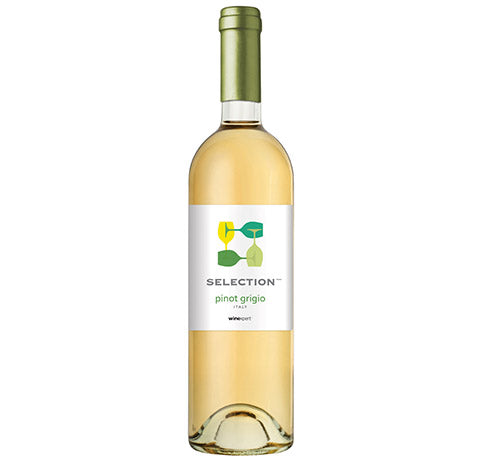 Italian Pinot Grigio Selection By Winexpert