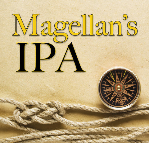 Magellan's IPA Extract Kit with Specialty Grains