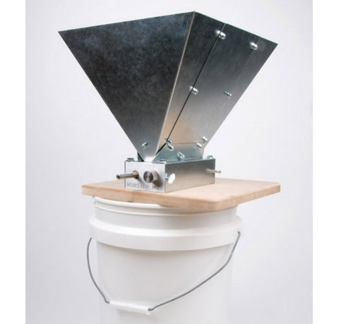 Homebrew Grain Mill Monster Mill MM2