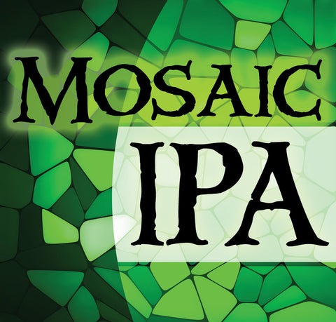 Mosaic IPA Extract Kit with Specialty Grains