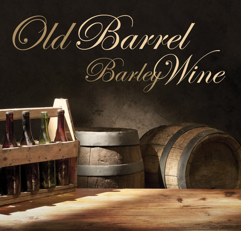 Old Barrel Barley Wine Extract Kit with Specialty Grains