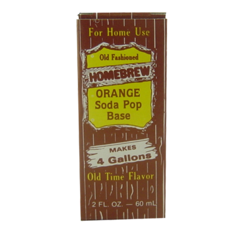 Orange Soda Extract