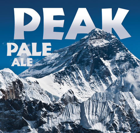 Peak Pale Ale Extract Kit with Specialty Grains