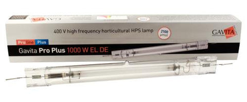 Gavita Pro Plus EL 400V Electronic Lamp 400 Watt Double Ended