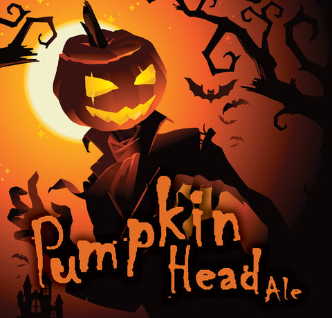 Pumpkin Head Ale Brewing Extract Kit