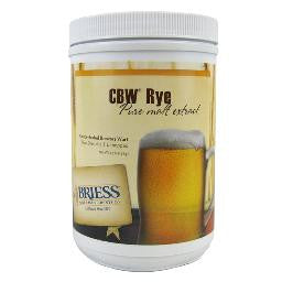 Briess CBW Rye Liquid Malt Extract 3.3 lb.