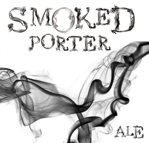 Smoked Porter Extract Kit with Specialty Grains