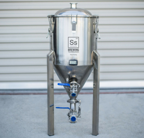 Conical Fermenter SS Brewtech Chronical 7 Gallons